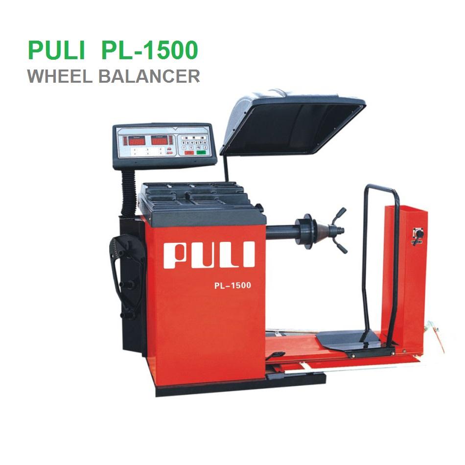 دستگاه بالانس چرخ خودروی سنگین پولی PULI  PL-1500