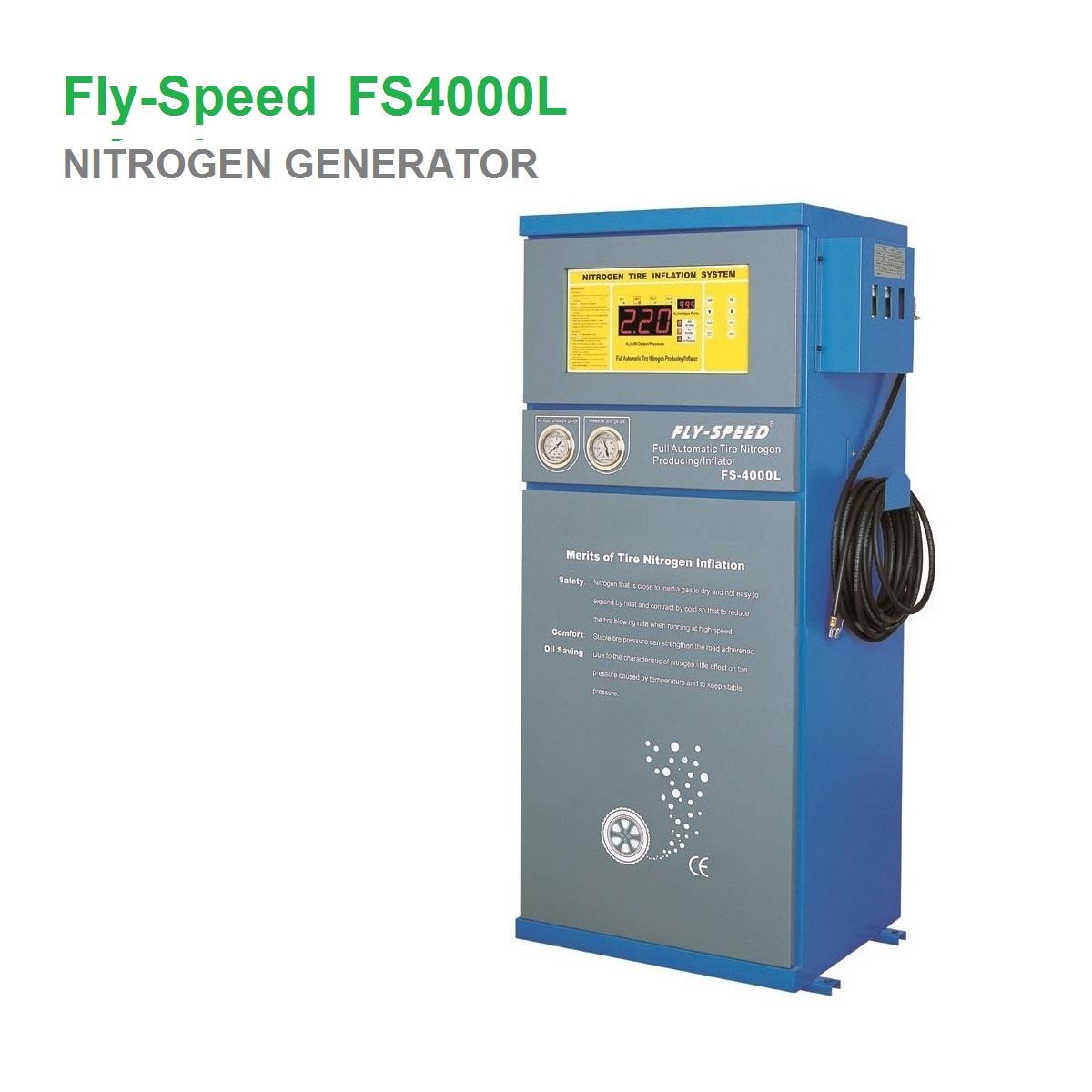 نیتروژن ساز FLY-SPEED FS4000L